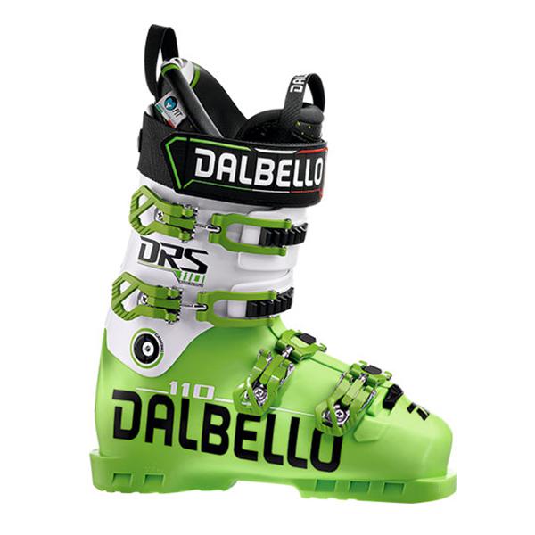 DALBELLO〔ダルベロ スキーブーツ〕<2019>DRS 110〔ライム×ホワイト〕【送料無料】 メンズ レディース