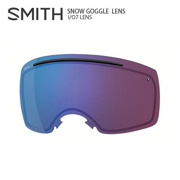 18-19 SMITH 〔スミス スキーゴーグル スペアレンズ〕I/O7 LENS/ CP PHOTOCHROMIC ROSE FLASH【送料無料】〔HG〕
