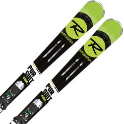【クーポン配布中】【18-19 NEWモデル】ROSSIGNOL〔ロシニョール スキー板〕<2019>PURSUIT 400 Carbon Konect + NX 12 Konect DUAL B80 Black Green【金具付き・取付送料無料】