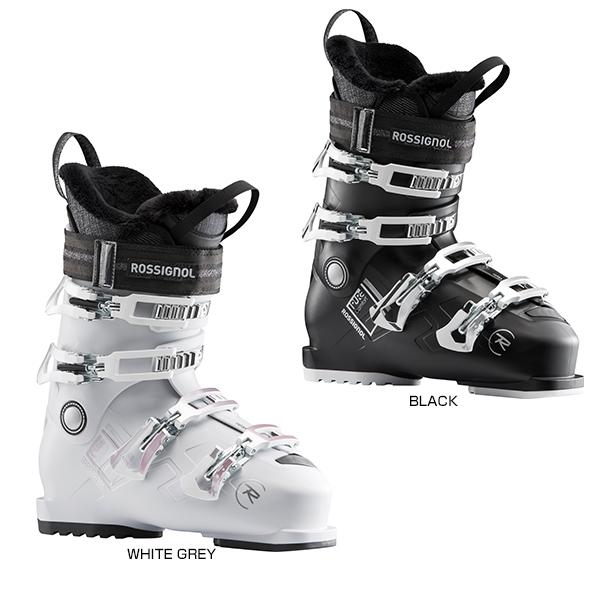 【19-20 NEWモデル】ROSSIGNOL〔ロシニョール レディース スキーブーツ〕<2020>PURE COMFORT 60 新作 レディース〔SA〕
