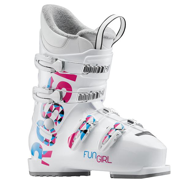【18-19 NEWモデル】ROSSIGNOL〔ロシニョール ジュニア スキーブーツ〕<2019>FUN GIRL J4〔ファンガール J4〕