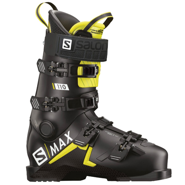 【18-19 NEWモデル】SALOMON〔サロモン スキーブーツ〕<2019>S/MAX 110 【送料無料】 新作 メンズ レディース