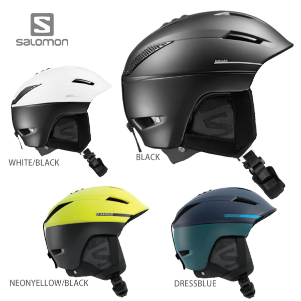 【送料無料】SALOMON〔サロモン スキーヘルメット〕<2019>RANGER2 C.AIR【RSS】