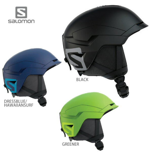 【送料無料】SALOMON〔サロモン スキーヘルメット〕<2019>QUEST ACCESS