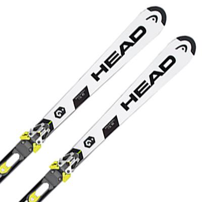 【期間限定!スキー板はさらにポイント5倍!11/14 18時~11/21 13時まで】【18-19 NEWモデル】HEAD〔ヘッド スキー板〕<2019>WORLDCUP REBELS I.SL RD + WCR 14 + FREEFLEX EVO 16【金具付き・取付送料無料】