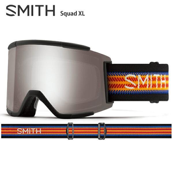【数量限定モデル】SMITH 〔スミス スキーゴーグル〕<2019>Squad XL〔スカッドXL〕〔Louif Paradis〕【スペアレンズ付】【ハードケース付】【送料無料】