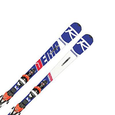 【期間限定!スキー板はさらにポイント5倍!11/14 18時~11/21 13時まで】【18-19 NEWモデル】ROSSIGNOL〔ロシニョール スキー板〕<2019>DEMO ALPHA Ti KONECT + SPX 12 KONECT デモアルファ ti コニック 【金具付き・取付送料無料】