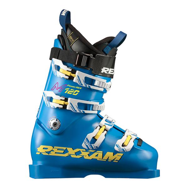 〔ポイント5倍〕【18-19早期予約】REXXAM〔レクザム スキーブーツ〕<2019>Power REX-M120〔パワーレックス M120〕【送料無料】