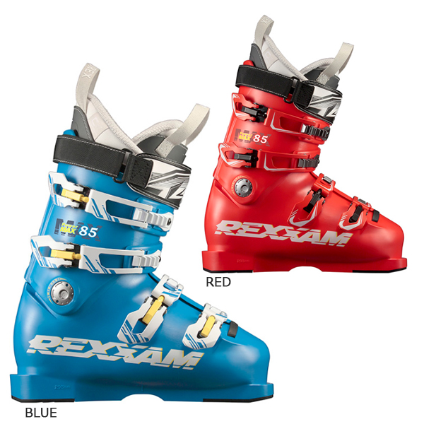 【クーポン配布中】【あす楽】【18-19 NEWモデル】REXXAM〔レクザム スキーブーツ〕<2019>Power MAX-85〔パワーマックス 85〕【送料無料】 新作 メンズ レディース