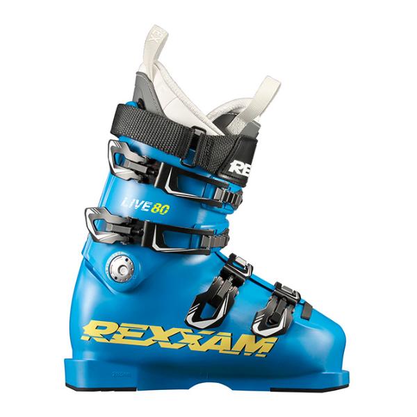 REXXAM〔レクザム ジュニア スキーブーツ〕<2019>LIVE-80〔ライブ 80〕【送料無料】