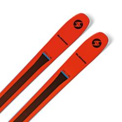 【スマホからエントリーでP10倍! 11/14 10時~11/21 9時59分】【18-19 NEWモデル】BLIZZARD〔ブリザード スキー板〕<2019>ZERO G 95〔ORANGE〕【板のみ】【送料無料】