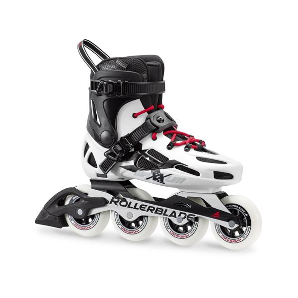 Rollerblade〔ローラーブレード インラインスケート〕MAXXUM 90〔BLACK/WHITE〕【送料無料】