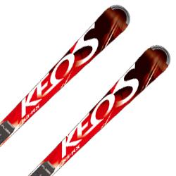 OGASAKA〔オガサカ スキー板〕<2019>KEO'S〔ケオッズ〕KS-RX + FL585【板とプレートのみ】【送料無料】