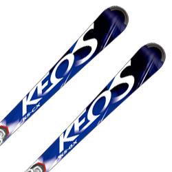 OGASAKA〔オガサカ スキー板〕<2019>KEO'S〔ケオッズ〕KS-CX + PR 11 MBS 【金具付き・取付送料無料】