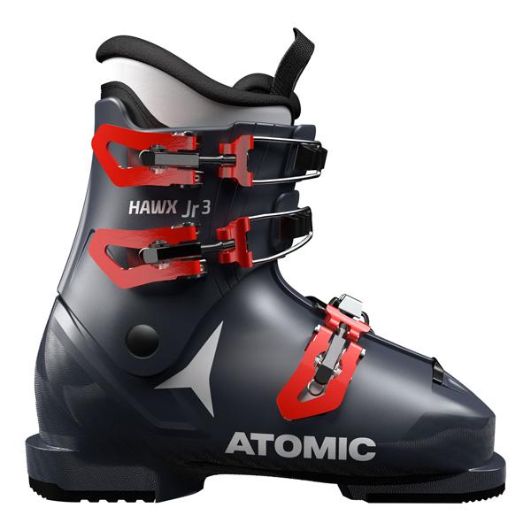 【19-20 NEWモデル】ATOMIC〔アトミック ジュニア スキーブーツ〕<2020>HAWX JR 3〔DarkBlue/Red〕 新作 最新