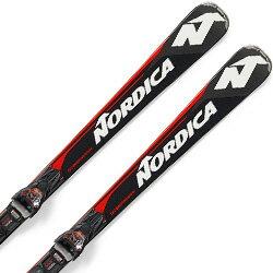 【期間限定!スキー板はさらにポイント5倍!11/14 18時~11/21 13時まで】NORDICA〔ノルディカ スキー板〕<2018>DOBERMANN SPITFIRE TI EVO + TPX 12 EVO【金具付き・取付料送料無料】