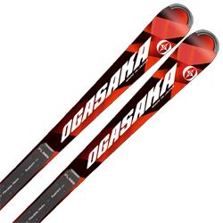【期間限定!スキー板はさらにポイント5倍!11/14 18時~11/21 13時まで】OGASAKA〔オガサカ スキー板〕<2018>TC-SC〔ティーシー〕 + FL585 + <17>LX 12 RD/BK【金具付き・取付料送料無料】