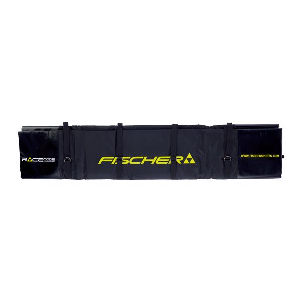 【エントリーでP5倍! 11/10 23:59まで】【18-19 NEWモデル】FISCHER〔フィッシャー 3台用スキーケース〕<2019>SKICASE ALPINE 3PAIR RACECODE Z15317【送料無料】