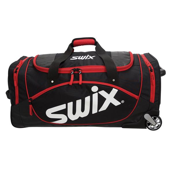 【18-19 NEWモデル】SWIX〔スウィックス キャスター付バッグ〕<2019>SW21〔ホイールカーゴダッフル〕【送料無料】