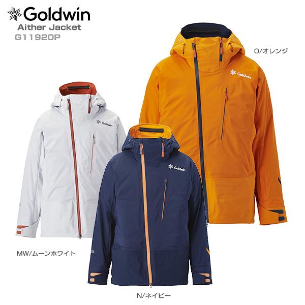 GOLDWIN ゴールドウィン スキーウェア ジャケット 2020 Aither Jacket G11920P GORE-TEX 送料無料 19-20 NEWモデル
