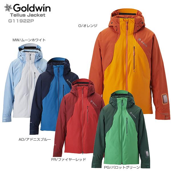 GOLDWIN ゴールドウィン スキーウェア ジャケット 2020 Tellus Jacket G11922P GORE-TEX 送料無料 19-20 【X】