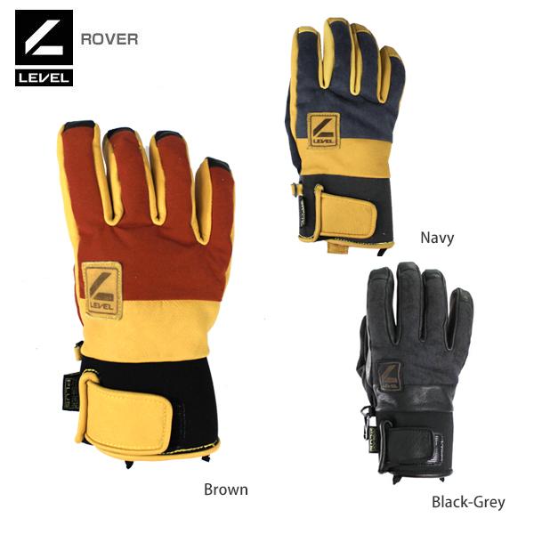 LEVEL〔レベル スキーグローブ〕<2019>ROVER