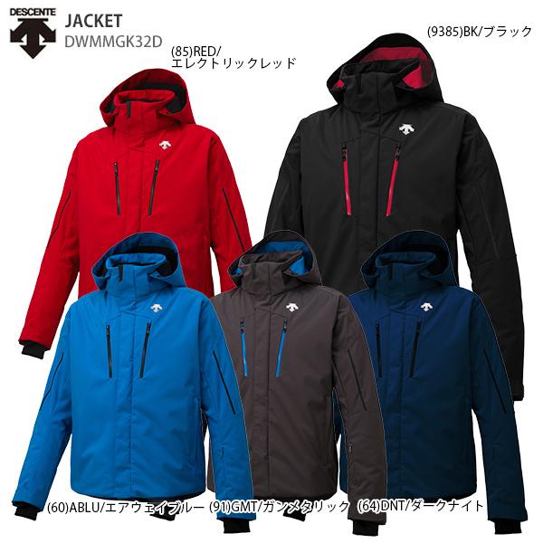 DESCENTE〔デサント スキーウェア ジャケット〕<2019>JACKET/DWMMGK32D【送料無料】