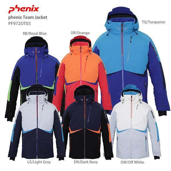 PHENIX フェニックス スキーウェア メンズ ジャケット 2020 phenix Team Jacket PF972OT03【技術選着用モデル】送料無料 19-20