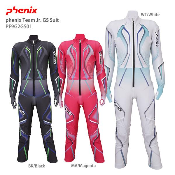 PHENIX フェニックス ジュニアGSワンピース 2020 phenix Team Jr. GS Suit PF9G2GS01 送料無料 19-20 NEWモデル