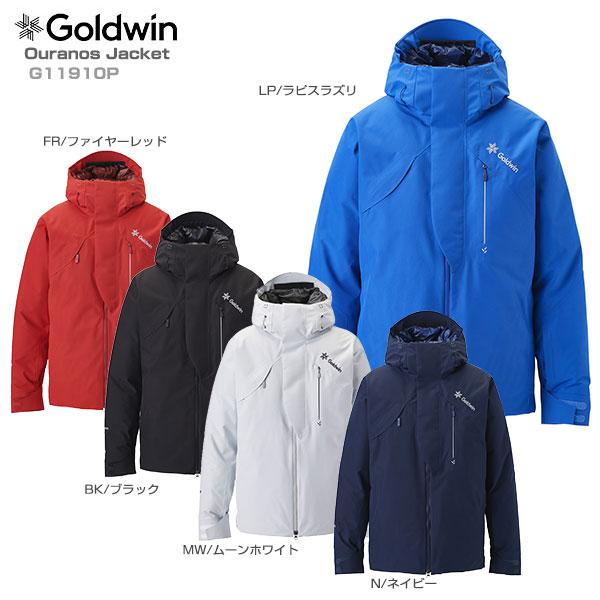 GOLDWIN ゴールドウィン スキーウェア メンズ ジャケット 2020 Ouranos Jacket G11910P GORE-TEX F 送料無料 19-20 【HQ】【X】