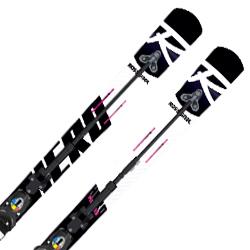 ROSSIGNOL〔ロシニョール スキー板〕<2019>HERO MASTER R22 + SPX 15 ROCKERFLEX Black Icon【金具付き・取付送料無料】〔SA〕