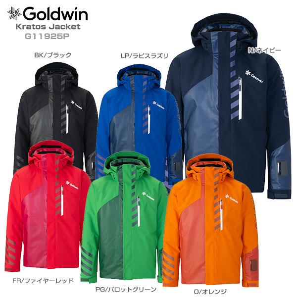 GOLDWIN ゴールドウィン スキーウェア ジャケット 2020 Kratos Jacket G11925P 送料無料 19-20 【X】