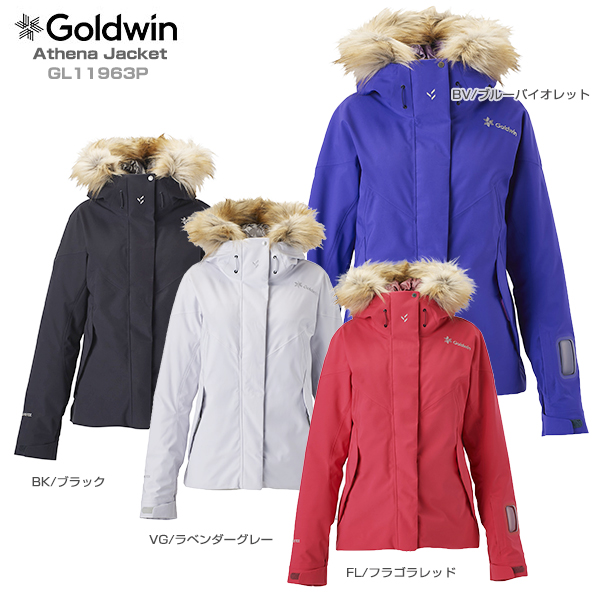GOLDWIN ゴールドウィン スキーウェア レディース ジャケット 2020 Athena Jacket GL11963P GORE-TEX 技術選着用モデル F 送料無料 19-20 NEWモデル