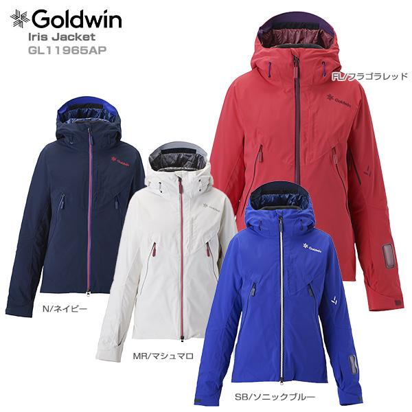 GOLDWIN ゴールドウィン スキーウェア レディース ジャケット 2020 Iris Jacket GL11965AP 技術選着用モデル 送料無料 19-20 NEWモデル