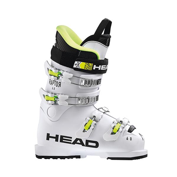 HEAD ヘッド ジュニア スキーブーツ 2020 RAPTOR 60 ラプター60 送料無料 新作 最新 ジュニア 19-20 NEWモデル