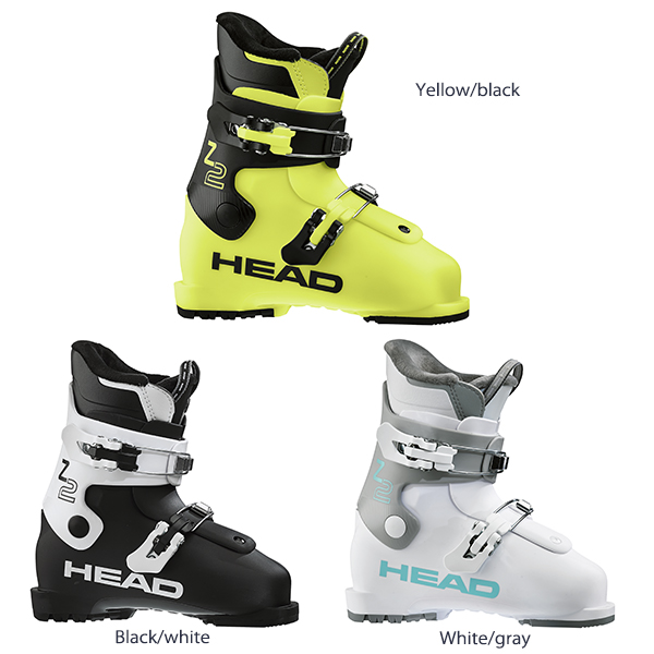 HEAD ヘッド ジュニア キッズ スキーブーツ 2020 Z2 ゼット2 新作 最新 19-20 NEWモデル
