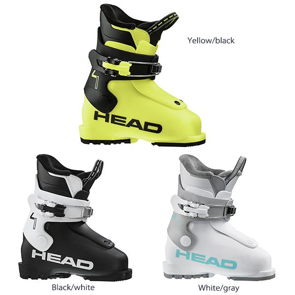 2021-2022 21 22 スキー ブーツ オールラウンド 幼児 子供 エントリでP9倍 11日1時59分までスキーブーツ ジュニア 子供用 世界の人気ブランド HEAD キッズ 2022 ヘッド NEWモデル ゼット1 Z1 期間限定 21-22