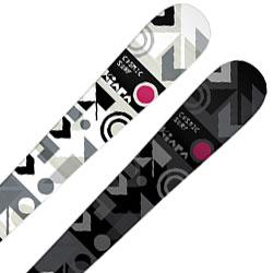 【18-19 NEWモデル】Swallow Ski〔スワロー スキー板〕<2019>COSMIC SURF KIARA +XPRESS W 10【金具付き・取付送料無料】