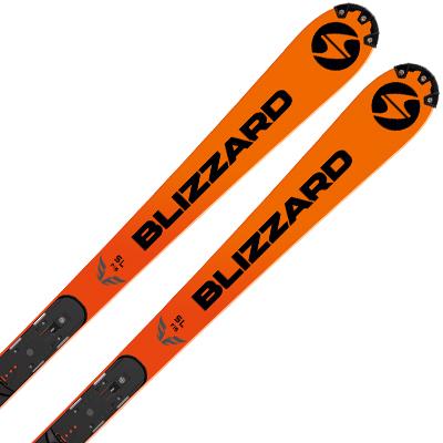 【19-20 NEWモデル】BLIZZARD〔ブリザード スキー板〕<2020>FIREBIRD SL FIS + RACE XCELL 16【金具付き・取付送料無料】