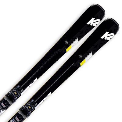 【19-20 NEWモデル 予約受付中】K2〔ケーツー スキー板〕<2020>CHARGER〔チャージャー〕 + M3 11 TCx Light Quikclik【金具付き・取付送料無料】