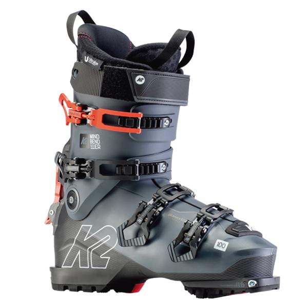 【19-20 NEWモデル 予約受付中】K2〔ケーツー スキーブーツ〕<2020>MINDBENDER 100〔マインドベンダー100〕【ハイクモード】【F】【送料無料】