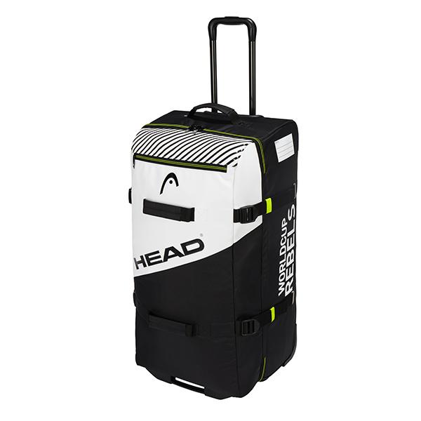 HEAD ヘッド キャスター付バッグ 2020 REBELS TRAVELBAG レベルズ・トラベルバッグ /383009 送料無料 19-20 NEWモデル