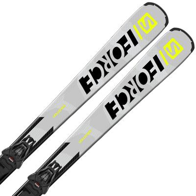 SALOMON サロモン スキー板 2020 S/FORCE 5 + L10 GW 金具付き・取付送料無料 19-20 NEWモデル