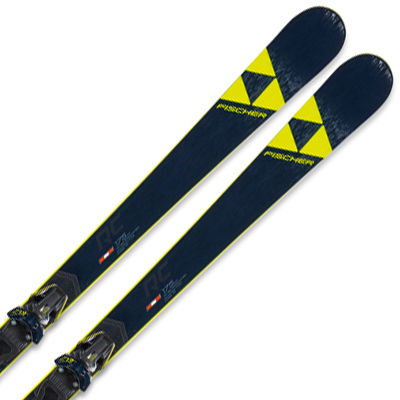 FISCHER フィッシャー スキー板 2020 RC4 WORLDCUP RC YELLOW BASE CURV BOOSTER WC + RC4 Z 13 Freeflex 金具付き・取付送料無料 19-20 NEWモデル