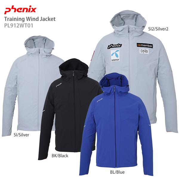 PHENIX フェニックス ミドルレイヤー 2020 Training Wind Jacket PL912WT01 19-20 NEWモデル