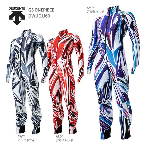 DESCENTE デサント スキー ワンピース 2020 GS ONEPIECE/DWUOJJ69 送料無料 19-20 NEWモデル