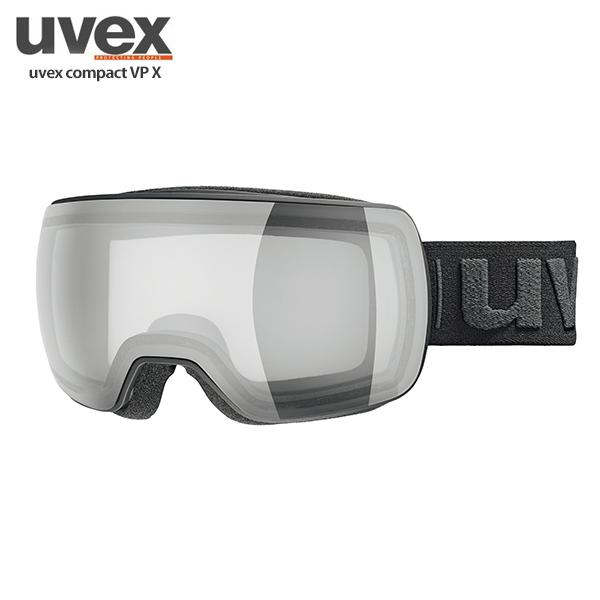 【19-20 NEWモデル】UVEX〔ウベックス スキーゴーグル〕<2020>uvex compact VP X【調光】【偏光】【送料無料】