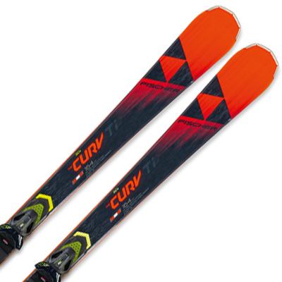 FISCHER フィッシャー スキー板 2020 RC4 THE CURV TI ALLRIDE + RC4 Z 11 GW Powerrail Brake 78 G 19-20 ビンディング セット 取付無料〔SA〕
