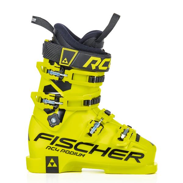 【19-20 NEWモデル】FISCHER〔フィッシャー ジュニア スキーブーツ〕<2020>RC4 PODIUM RD 90【F】【送料無料】 新作 最新 メンズ レディース