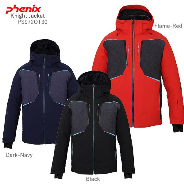 2019-2020 旧モデル スキー ウエア スノーウェア スキー ウェア メンズ レディース スキー ウェア PHENIX フェニックス ジャケット 2020 Knight Jacket /PS972OT30 19-20 旧モデル